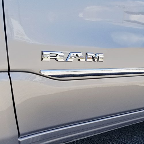 Dawn Enterprises CBM-300-5253-5455 Chrome Body Molding Compatible with Dodge Ram