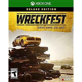 Wreckfest - Deluxe Edition - Xbox One