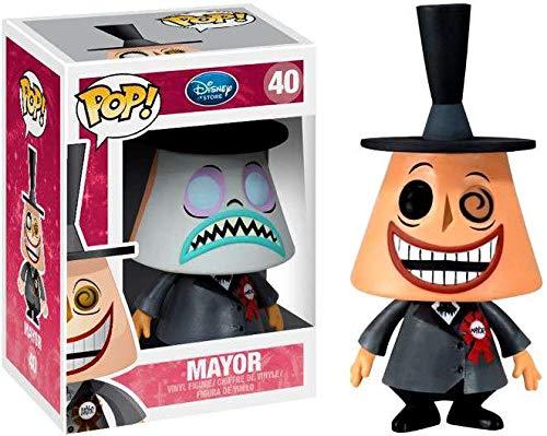 Funko POP Disney Series 4 Mayor Vinyl Figure]()