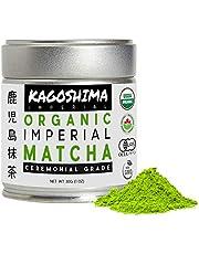Ceremonial Grade Organic Matcha Green Tea Powder - 1st Harvest & Pure Japanese - 30g