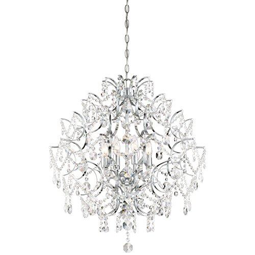 Minka Lavery 3158-77 Minka 3158-77Eight Light Chandelier from Isabella`S Crown Collection S Collectioneight by Minka Lavery