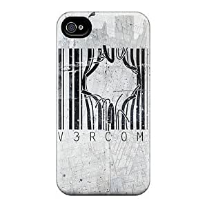 Cute High Quality Iphone 4/4s Barcode Case