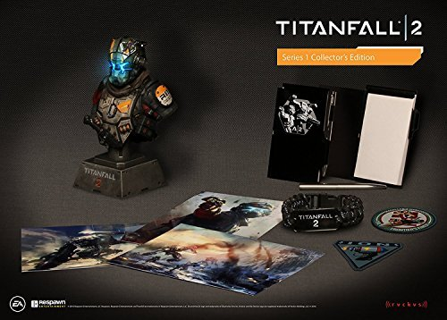Titanfall 2 Marauder Corps Collector Edition - NO GAME INCLUDED (Video Game Collectors Extras)