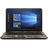 HP 15.6 HD Realtree Xtra camo pattern Laptop Computer, Intel Quad Core Pentium N3710 1.6Ghz, 4GB RAM, 1TB HDD, DVDRW, USB 3.0, HDMI, Bluetooth, WIFI, Windows 10 Home (Certified Refurbished)