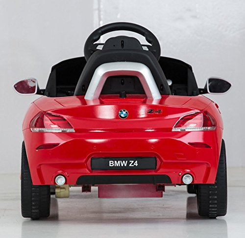 Bmw Z4 Pedal Car: BMW-Z4-Rastar-6V-Battery-OperatedRemote-Controlled-Red