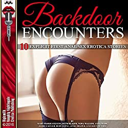 Backdoor Encounters: Ten Explicit First Anal Sex Erotica Stories