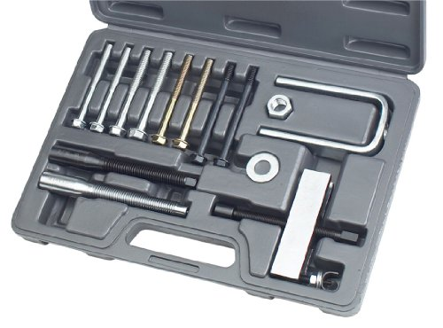 OTC 7927A Steering Wheel Remover/Lock Plate Compressor Set (Steering Wheel Compressor Plate Lock)