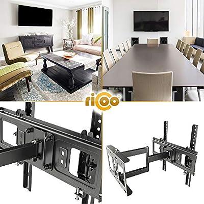 Ricoo Tv Wandhalterung S6144 Universal Fernseh Amazonde Elektronik