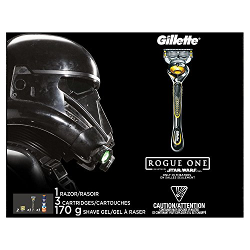 Gillette Rogue One: A Star Wars Story Special Edition Fusion Proshield Razor Gift Pack, 1 Count