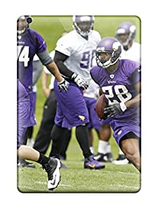 Tpu Phone Case With Fashionable Look For Ipad Air - Adrian Peterson Football