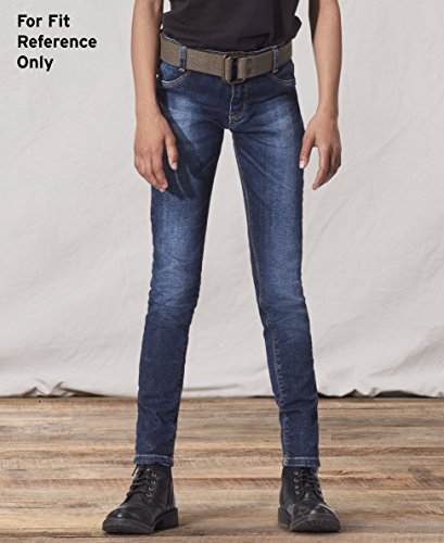 Levi's Girls' 710 Super Skinny Fit Soft Brushed Jeans by Levi's (Image #3)