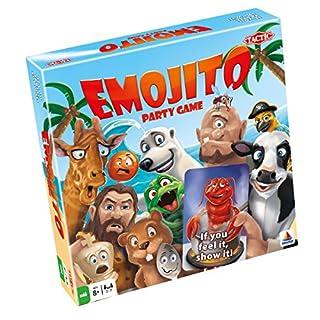 Tactic 54507 | Emojito Board Game | Children & Family Board Game