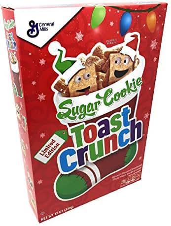 Breakfast Cereal: Cinnamon Toast Crunch