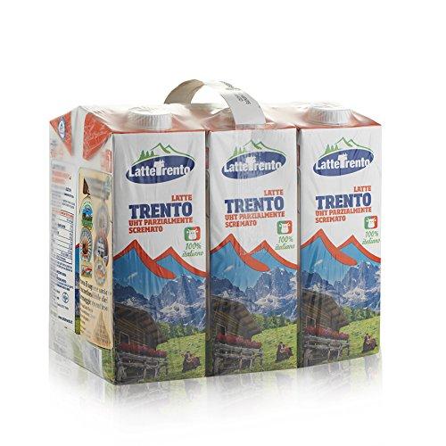 1 opinioni per Latte Trento U.H.T. Parzialmente Scremato 6 L