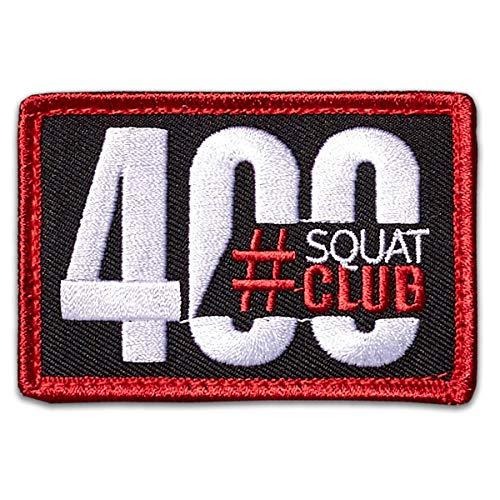 Rep Fitness 400lb Squat Club 2