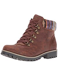 Cliffs by White Mountain Women's Portsmouth Ankle Bootie