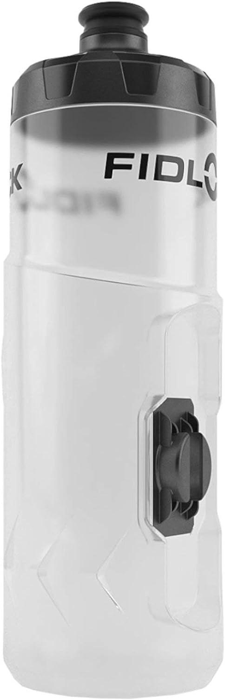 09602 Transparent Fidlock Trinkflasche Twist Spare 600 ml