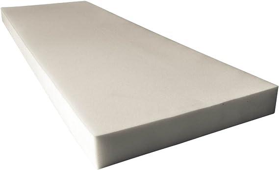 Foam cut Mattress Foam Plate RG 28 kg//m² 18mm thickness