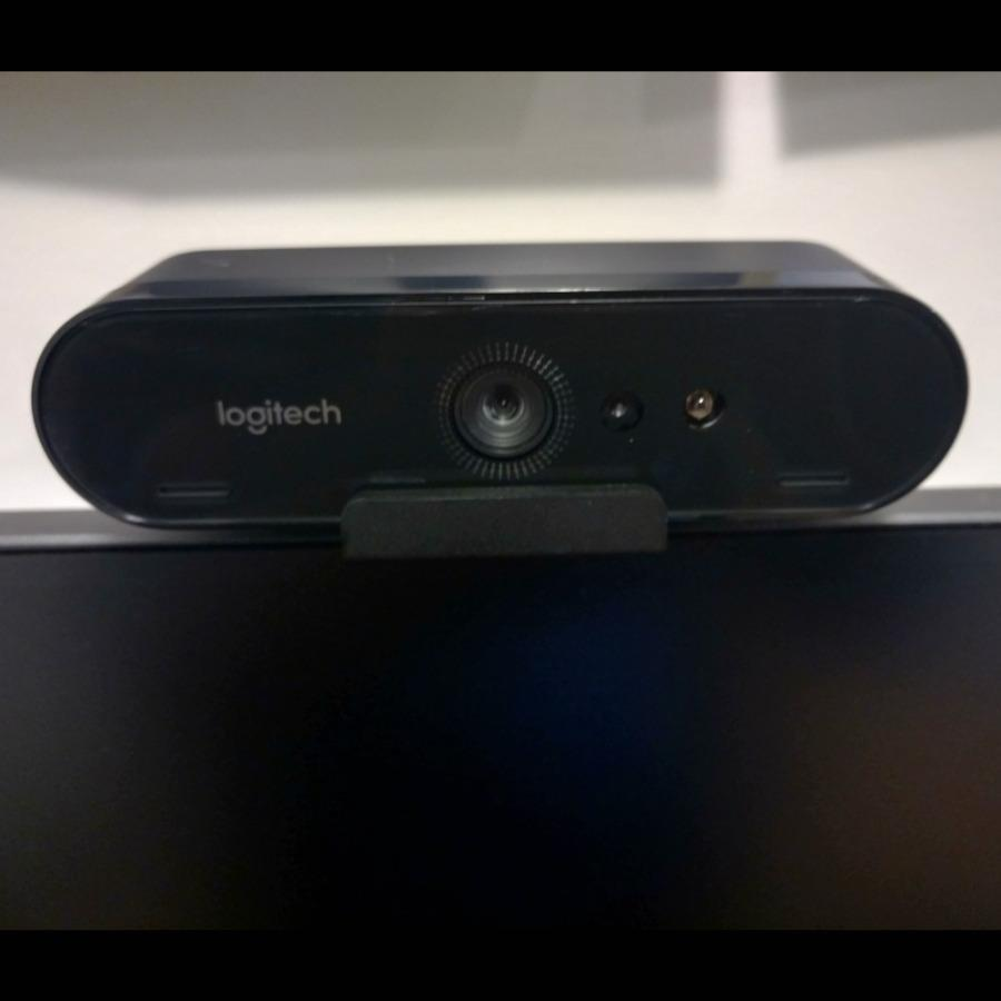 Logitech BRIO – Ultra HD Webcam for Video Conferencing, Recording, and  Streaming 3 4 (50 reviews) 5 18 4 11 3 8 2 2 1 11 Read 50