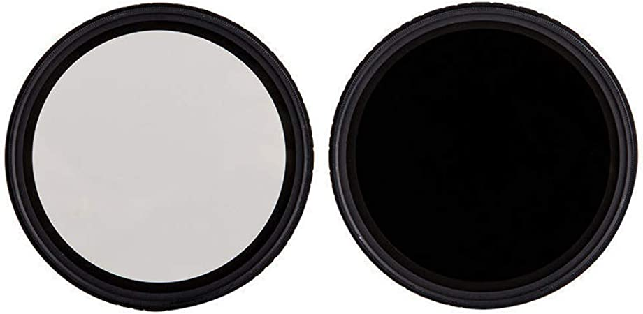 ND Variable Filter Adjustable Grayscale Filter HD Neutral Gray Filter ND fine Gray Filter Market/&YCY ND Filter 49mm ND2-ND400 Suitable for ND2 to ND400 ND Thin Filter