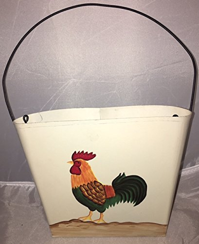Rooster Hanging Wall Decor/Home&Living/Housewarming/Tan/Red/Orange/Country Style Living/Home Decor/All Seasons/Indoor or (Amish Rooster)