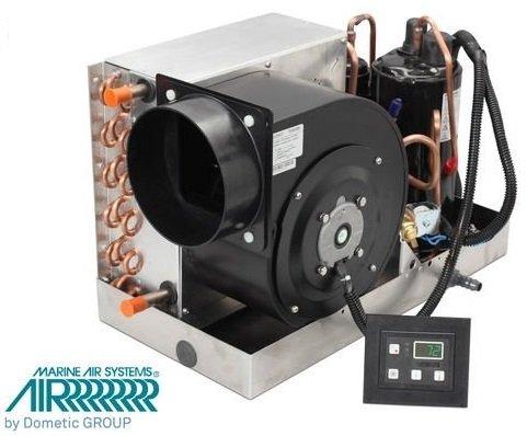 10000 BTU MarineAir 115V 60Hz Digital Air Conditioner System By Dometic - Mabrumarine - Marine Air Systems