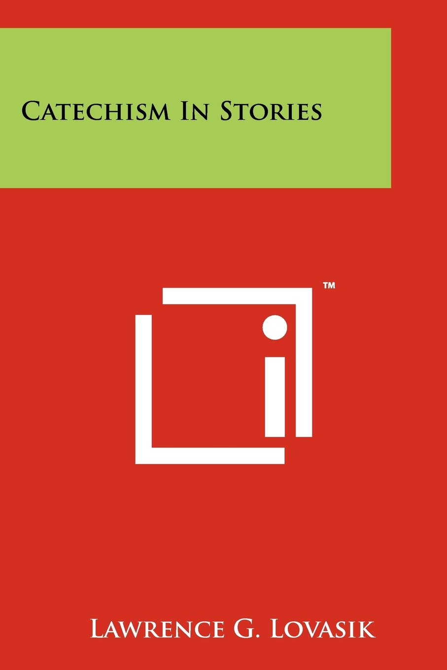 Catechism In Stories pdf epub