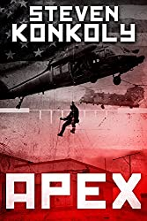 APEX: A Black Ops Thriller (The Black Flagged Series Book 3)