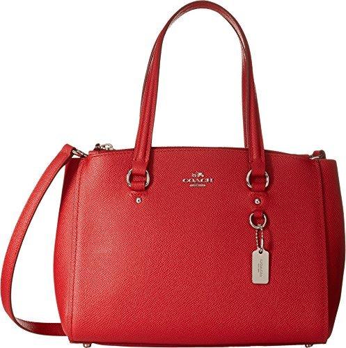 Coach Red Handbag - 7