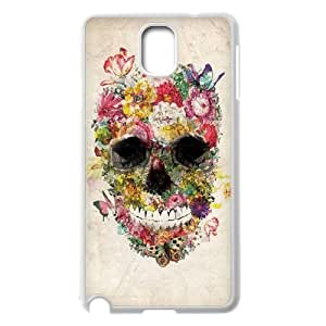 Skull Unique Design Cover Case for Samsung Galaxy Note 3 N9000,custom case cover ygtg556467
