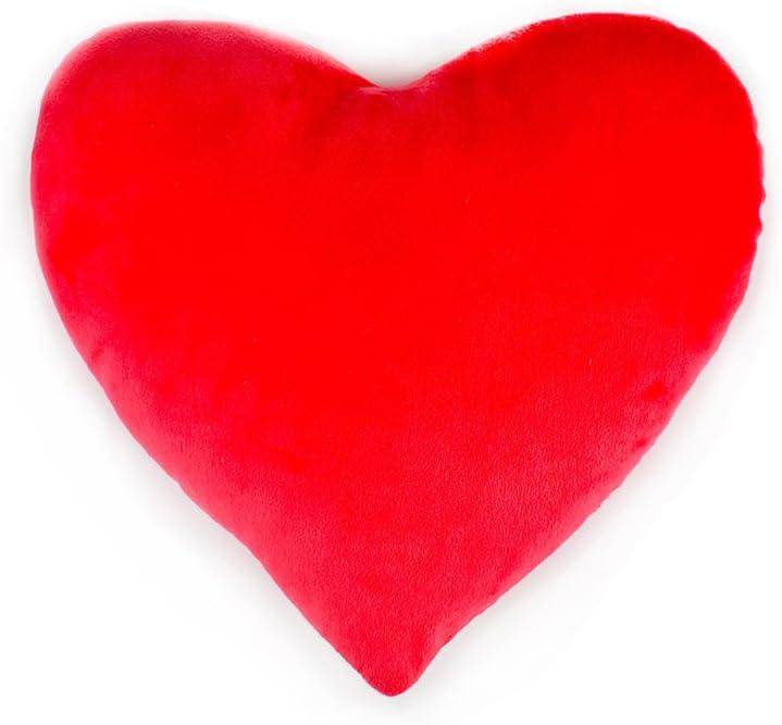 Shop Heart Shaped Pillow Cushions UK