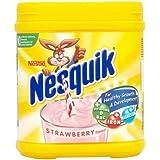 Nesquik Strawberry Milkshake Tub 500g