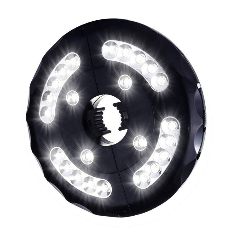 XYDEXHN Umbrella Light Cordless Night Lights Battery Umbrella Night Lamp