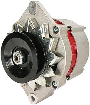 DB Electrical ABO0235 New Alternator For John Deere Farm Tractor Al28516 Al35998 Az26910 Ty6652 Ty6791 932 940 942 952 1020 1030 1040 1120 Many Others 0-120-489-703 0-120-489-704 AL28516 AL35998
