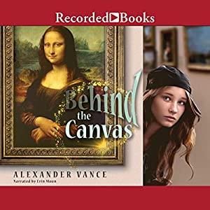 Behind the Canvas Audiobook