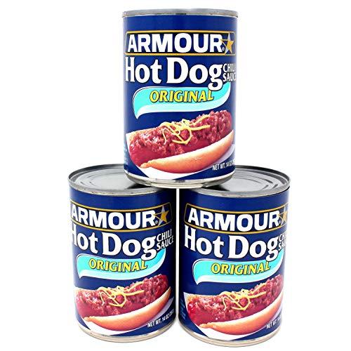- Armour Hot Dog Chili Sauce