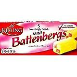 Mr Kipling Mini Battenberg Cake 5pk by N/A