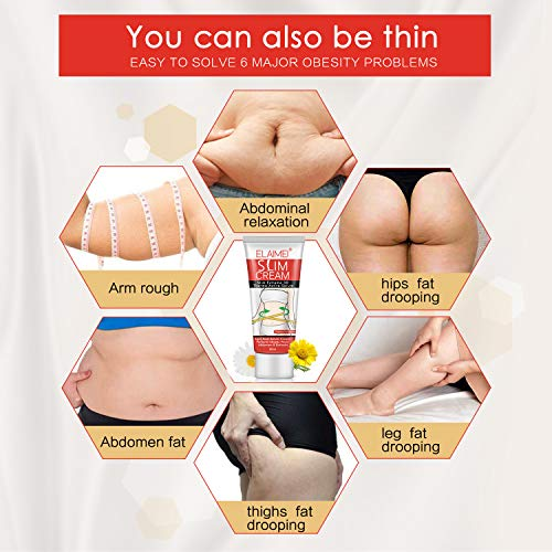 Hot Cream Extreme Cellulite Slimming Firming Cream Body Fat