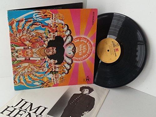 Jimi Hendrix/The Jimi Hendrix Experience - Axis: Bold as Love (Vinyl/LP) (Jimi Hendrix Axis Bold As Love Lp)