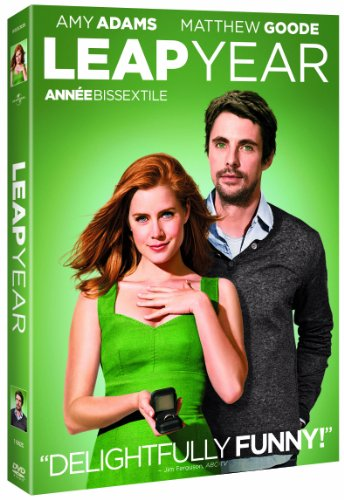 DVD : Leap Year (, Dubbed, Dolby, AC-3, Slipsleeve Packaging)