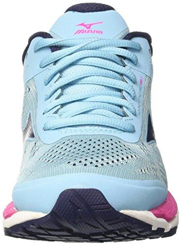Multicolore W Pinkglo Peacoat Mx Scarpe Donne bluetopaz Sincro Corsa Da Mizuno Delle aF4WA4