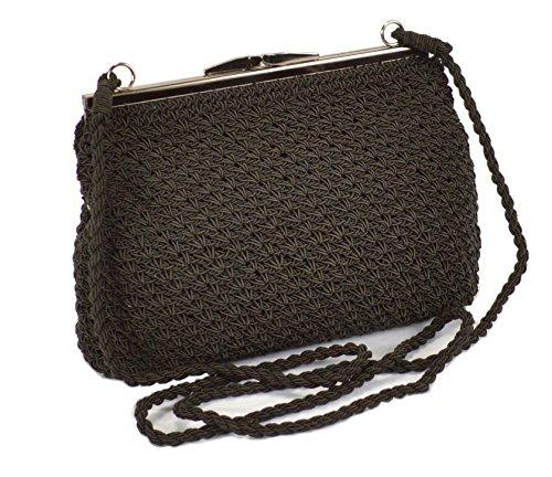 Crochet Shoulder Bags - 7