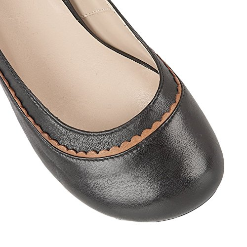 Shoes Leather Hallmark Lotus Court Orinda 39 6 Block Ladies Heel EU UK Black RHRIw8q