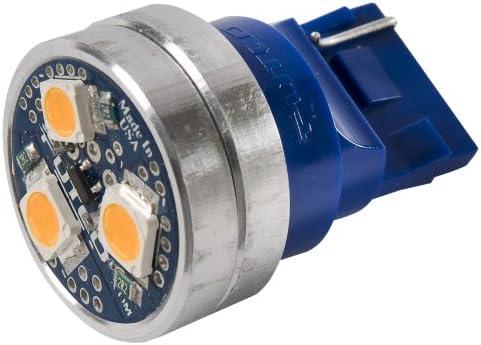 Putco 283571A Neutron Amber 3157 LED Bulb Pair