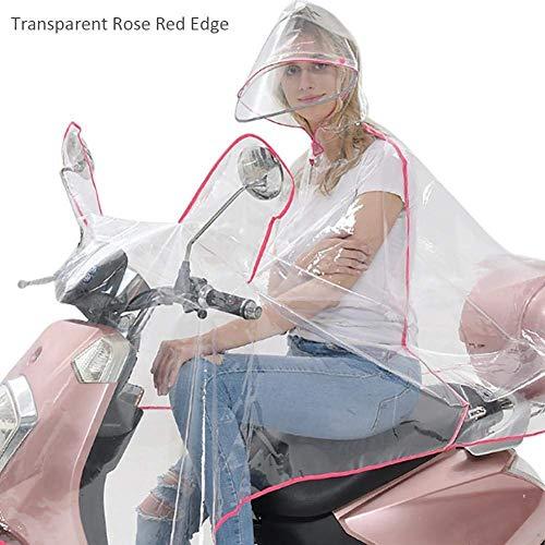 line transparent moto pluie poncho rot de imperm able. Black Bedroom Furniture Sets. Home Design Ideas