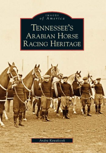 Tennessee's Arabian Horse Racing Heritage (TN) (Images of America) (Tn Walking Horse)