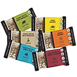 Cheap Kate's Real Food Bars, Organic & Gluten Free, 12-Bar Combo Pack (Grizzly, Handle, Stash, Tram, Tiki, Bivy)