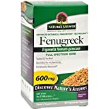 Nature's Answer Fenugreek Seed 90 cap ( Multi-Pack)
