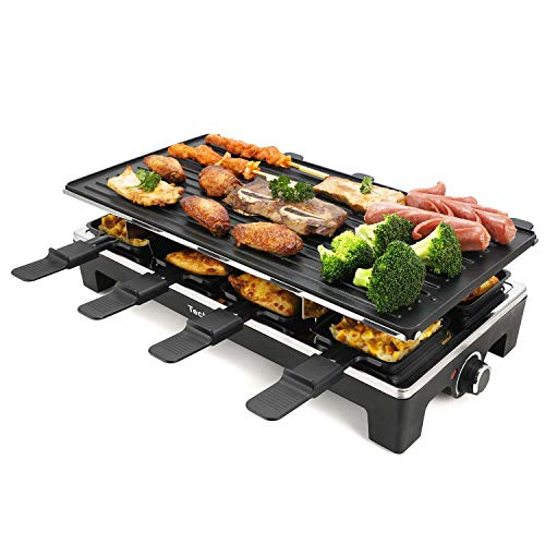 Techwood Raclette Grill Raclette