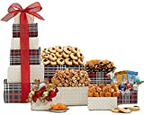 Happy Easter Wine Country Gift Baskets Chocolate and Sweets Tower Featuring Godiva. Make